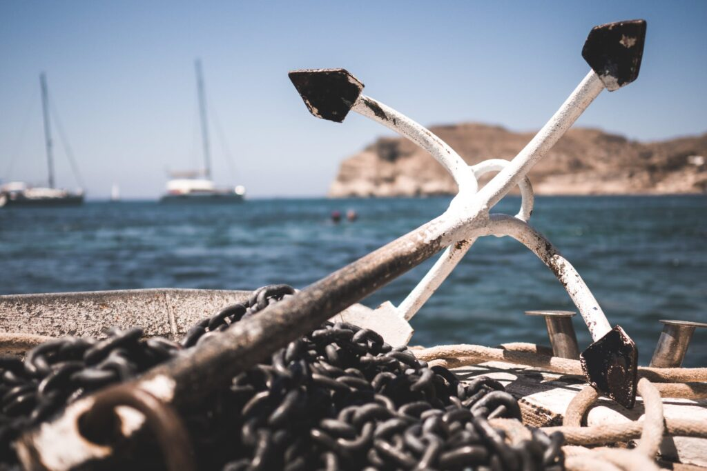 Wild anchoring: Pip Hare explains how to secure your boat in remote spots