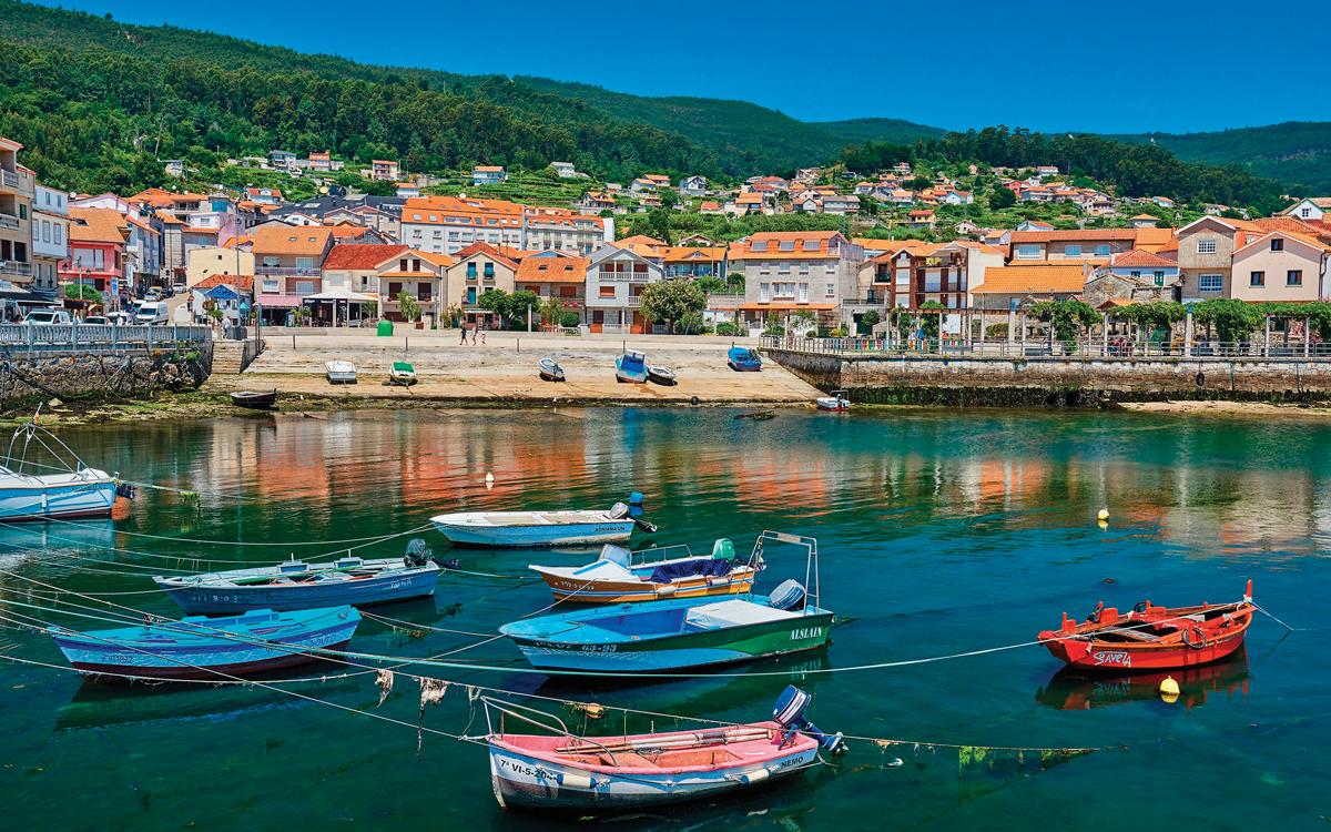 Sailing Galicia: Exploring the enchanting rias of North-West Spain