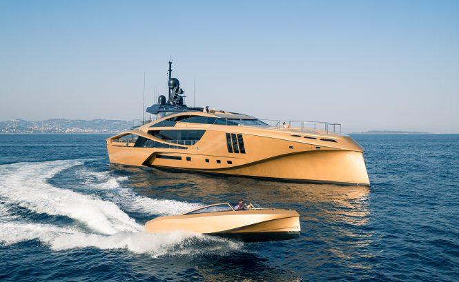 49m Superyacht KHALILAH