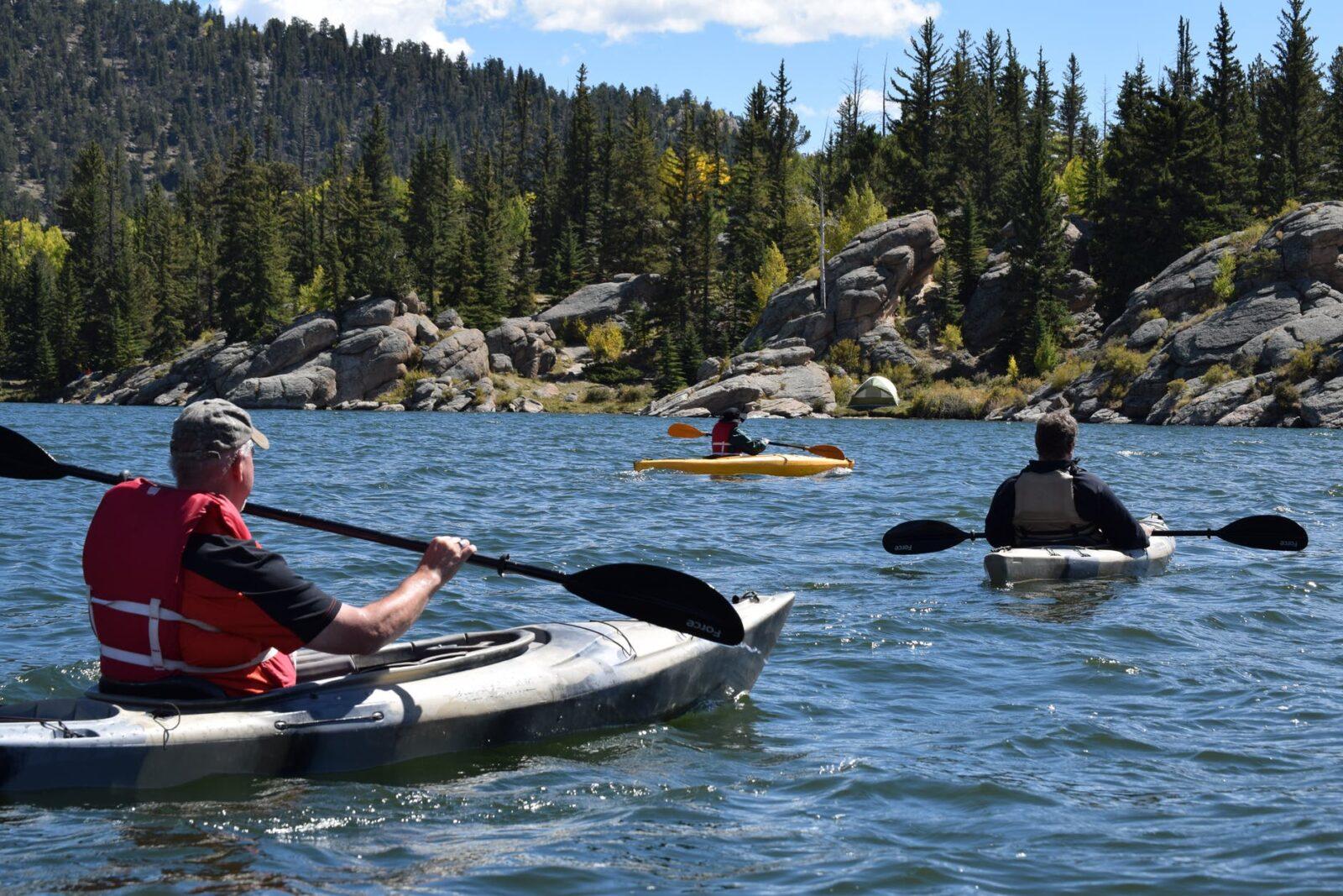 10 best inflatable kayaks fishing adventure