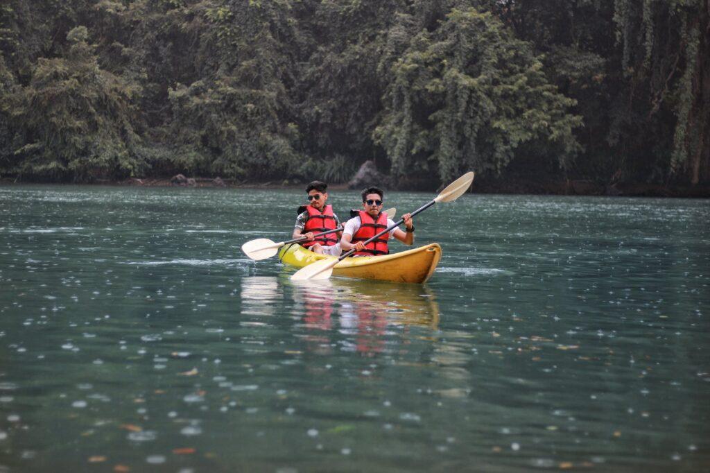 5 best inflatable kayaks under 1000