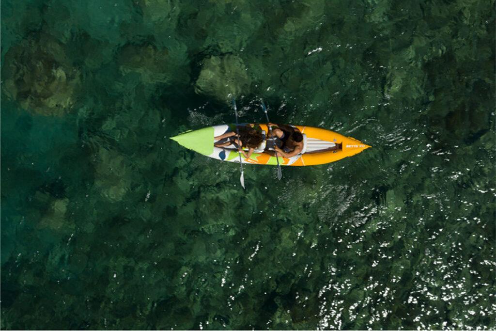 AQUA MARINA BETTA HM 2020 - 2 person Inflatable Kayak