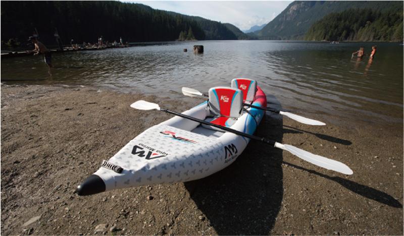 Aqua Marina Betta VT K2 - 1 or 2 person Inflatable Kayak