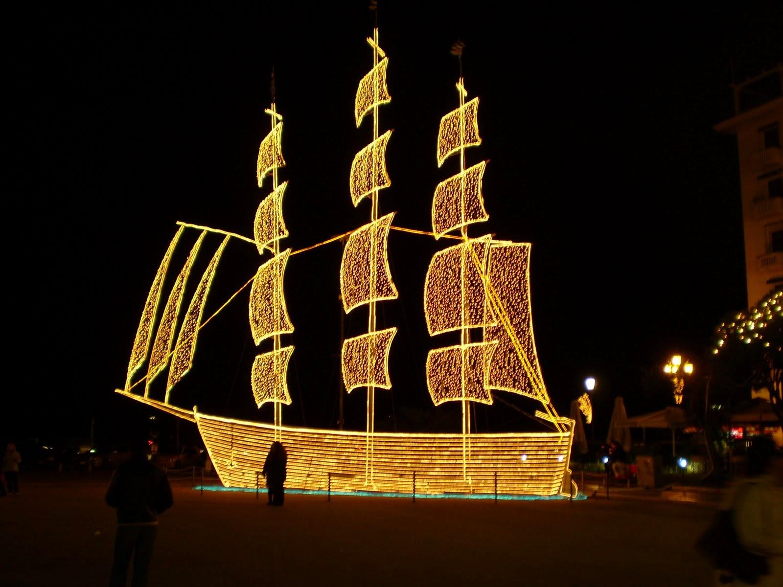 Christmas gifts for sailors