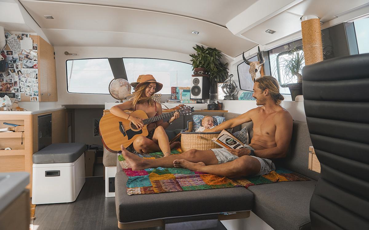 First look: Rapido 50 folding trimaran YAW258.profile.elayna guitar20190517sailing la vagabonde2300 BB Yacht Charter Marbella