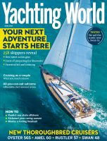 Ngoni for sale: Stunning sailing superyacht yours for £45m… YW JUNE19 COVER 1 152x200 7 BB Yacht Charter Marbella