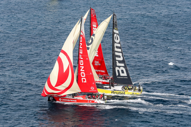 Ocean Race Europe: Leg two finish sets up close final leg m104544 13 00 171022 asv 02782 9243 1 BB Yacht Charter Marbella