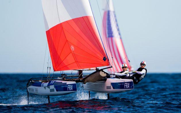 Olympic sailing: How to follow the Tokyo 2020 regatta 210720 PM Tokyo20 1830 4822 630x394 1 BB Yacht Charter Marbella