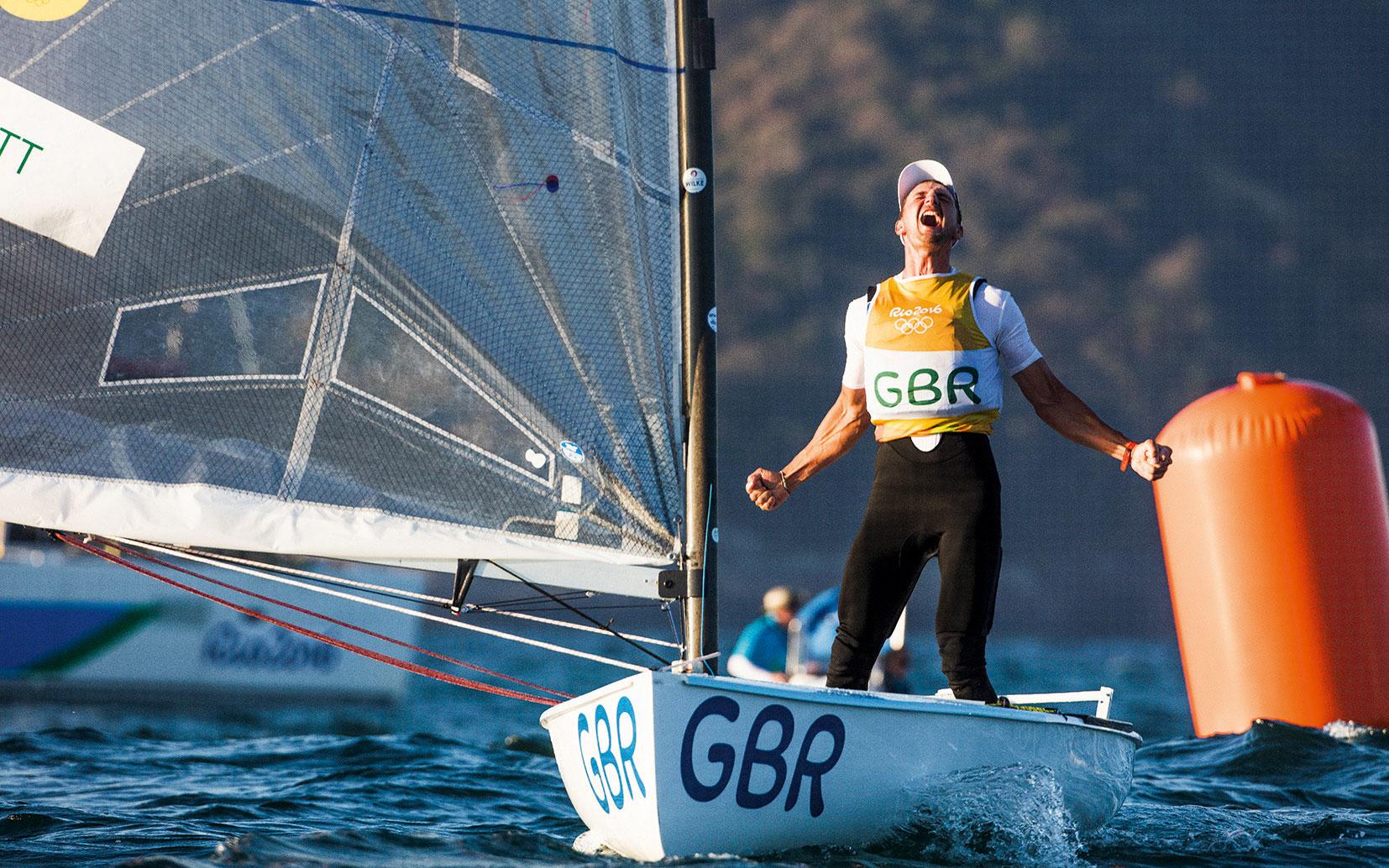 Olympic sailing: How to follow the Tokyo 2020 regatta YAW263.giles scott.1u4a0804 BB Yacht Charter Marbella