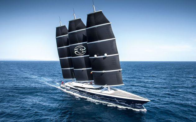 Hydrogen power: Is the future of onboard power here? YAW263.hydrogen fuel.4 black pearl 630x394 1 BB Yacht Charter Marbella