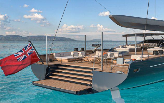 First look: RP Nauta 151 – alloy flyer YAW263.ssw newyachts gear.151rpn ext g 0010b 630x394 1 BB Yacht Charter Marbella