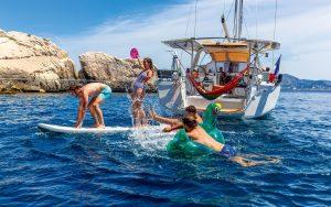 Inflatable Sea Kayak & Canoes YAW264.new gear.sunloft47 jerome kelagopian 3 300x188 1 BB Yacht Charter Marbella