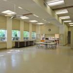 view of fellowship hall