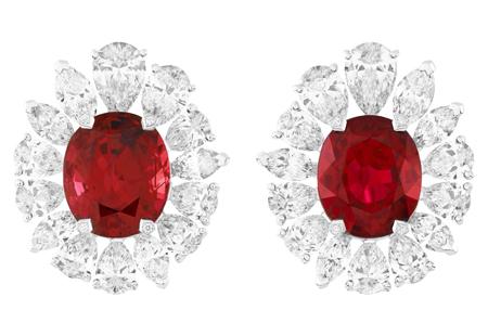 Van-Cleef-Arpels-vermillon-ruby-diamond-earrings