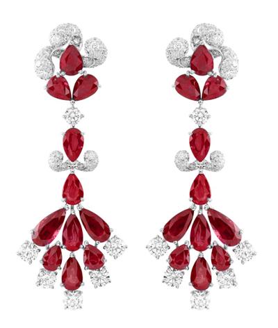 van-cleef-arpels-ruby-diamond-zip-earrings