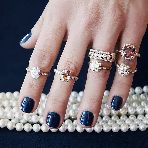 Engagement Rings You Won't Say No To at Marisa Perry in NYC