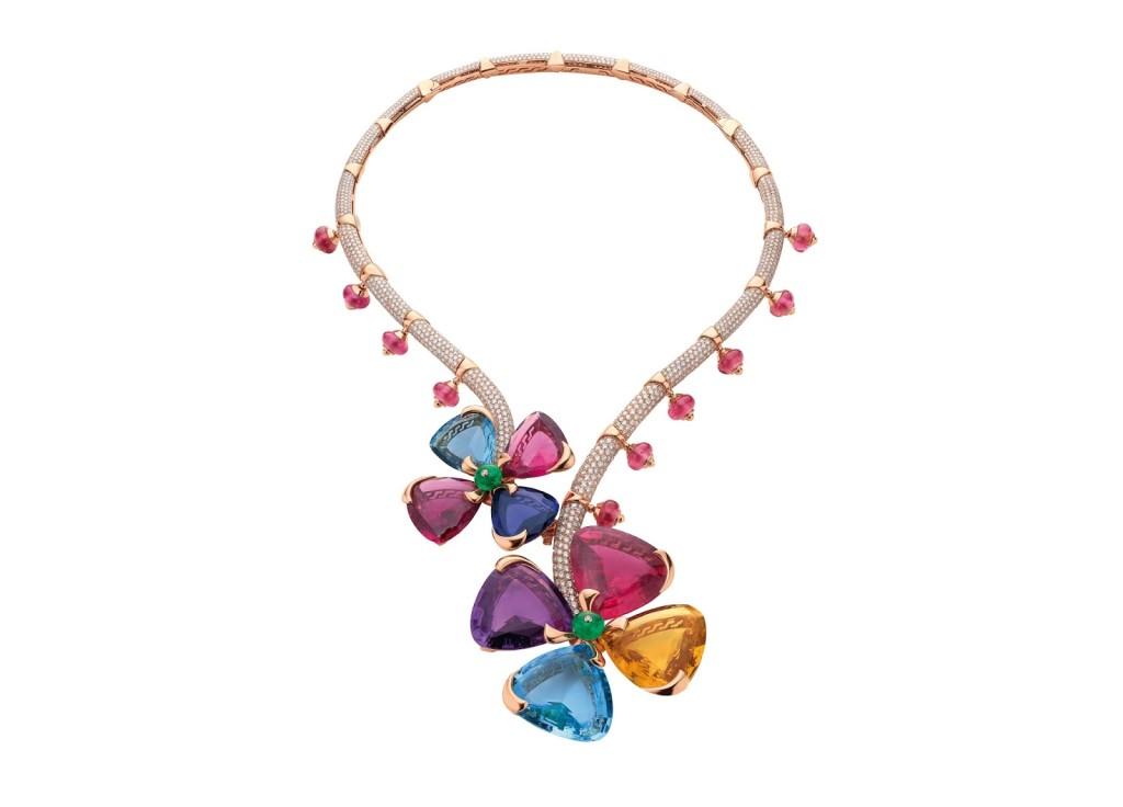 """Secret Garden"" necklace"
