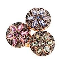 Ileana Makri deco triple flower ring, $7,335 barneys.com