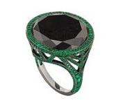 Solange Azagury-Partridge Rock ring, price upon request For information: solange.co.uk