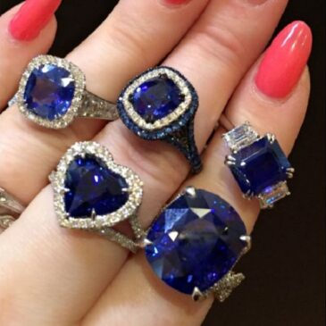 Everything You Always Wanted To Know About Sapphire Rings