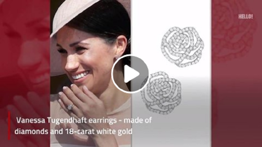 Meghan Markle's Jewelry Collection