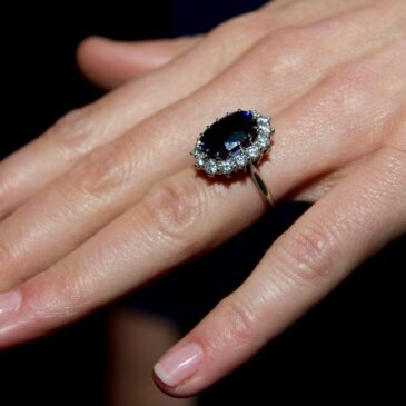 The Stunning Jewelry Kate & Meghan Inherited from Princess Diana