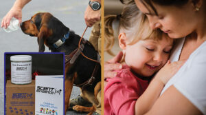 Read more about the article Adding The Scent Preservation Kit® To Your Family Safety Plan