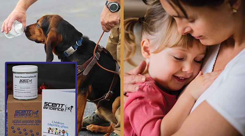 You are currently viewing Adding The Scent Preservation Kit® To Your Family Safety Plan