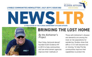 Read more about the article Scent Evidence K9 Featured in Livable Communities Newsletter