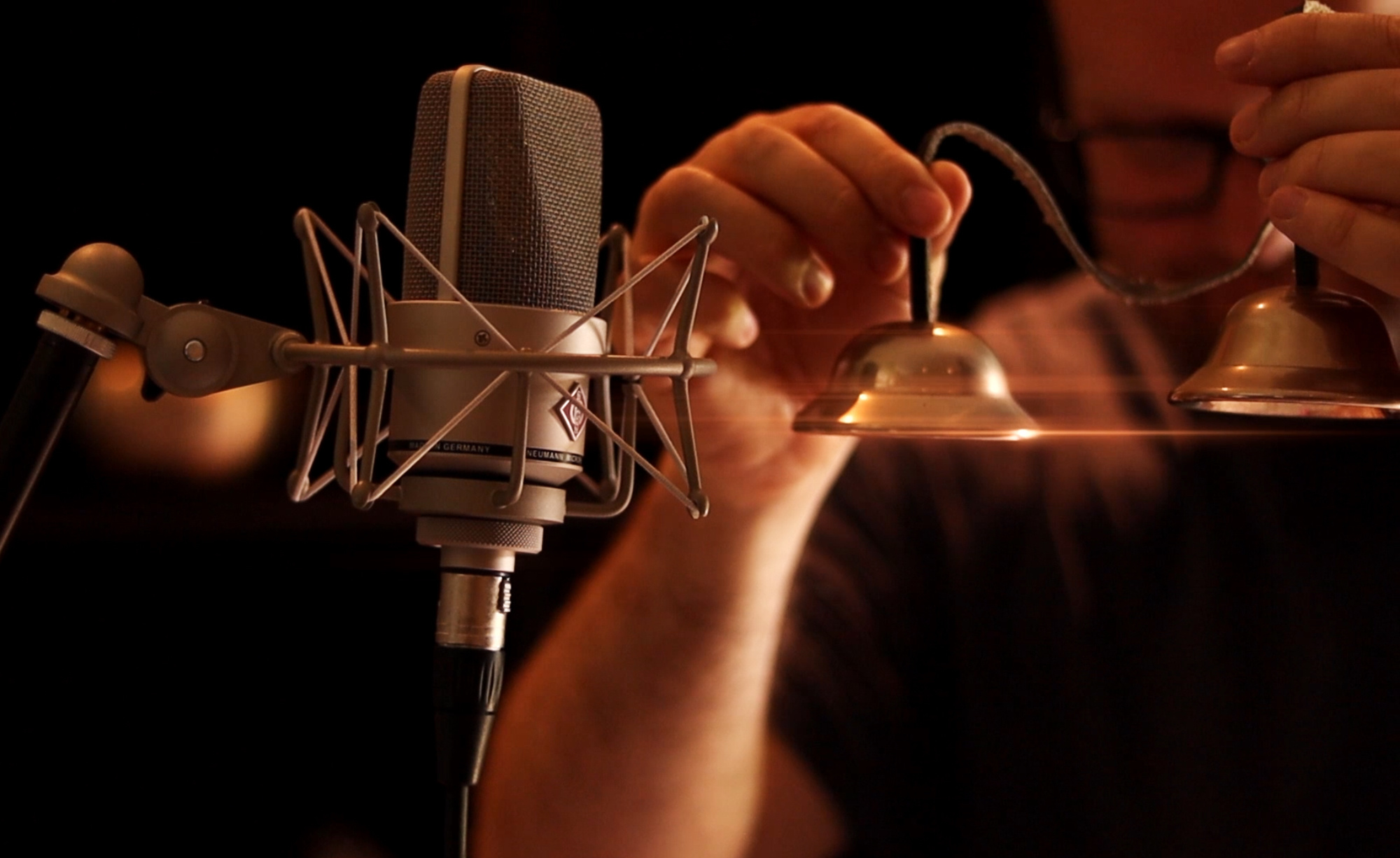 Christopher Recording Bell