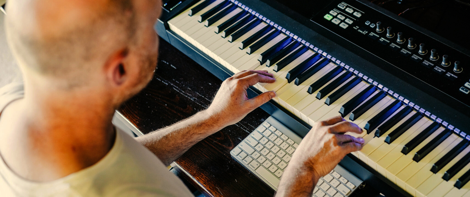 Christopher Composing