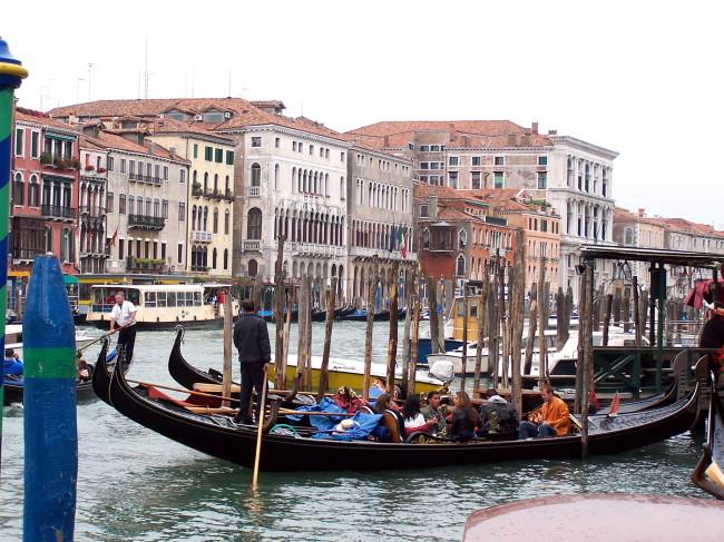 Venice Gondola