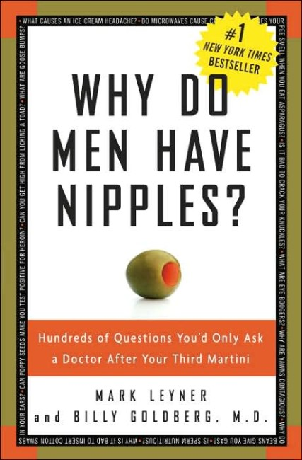 why_do_men_have_nipples