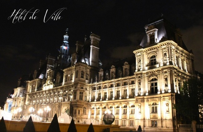 Hotel-de-Ville