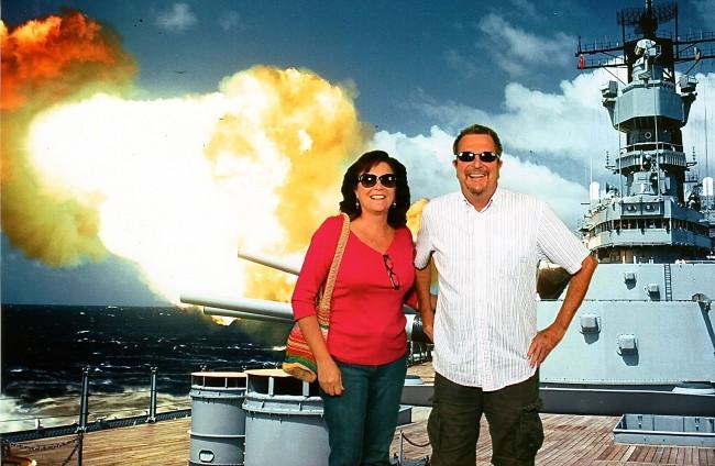Battleship USS Iowa Museum San Pedro