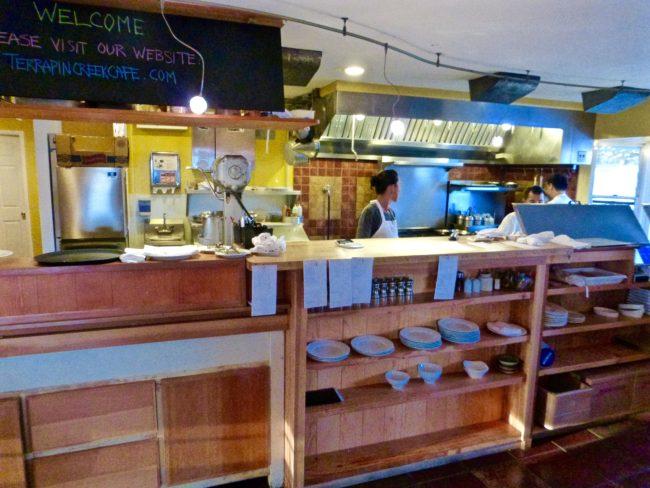 Terrapin Creek Cafe Kitchen