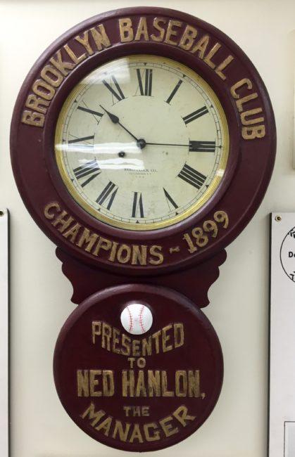 11 Brooklyn Clock