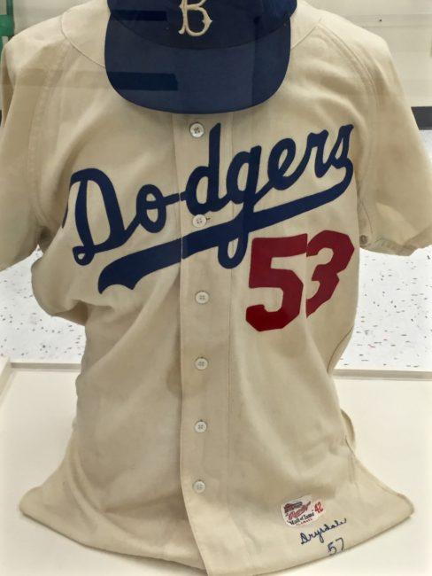 15 Drysdale jersey