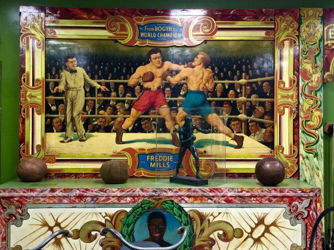 Boxing memorabilia sports museum los angeles