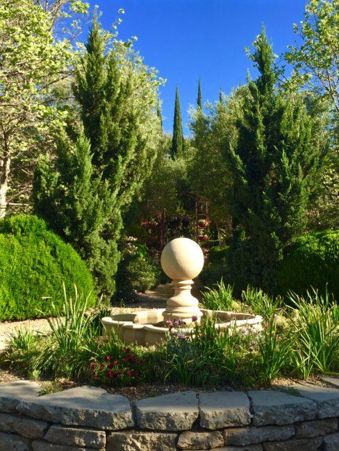 Arlington Garden Fountain