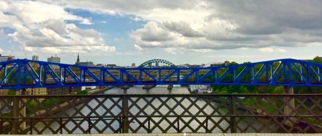 Queen Elizabeth II Metro Bridge
