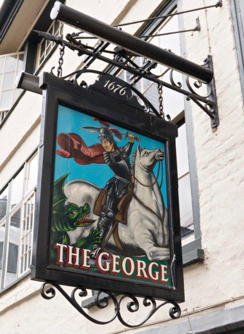 The George Inn London