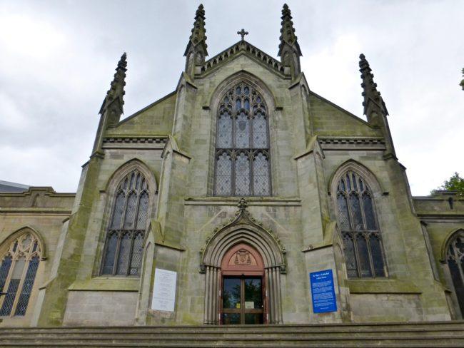 St. Mary's Cathedral Edinburgh