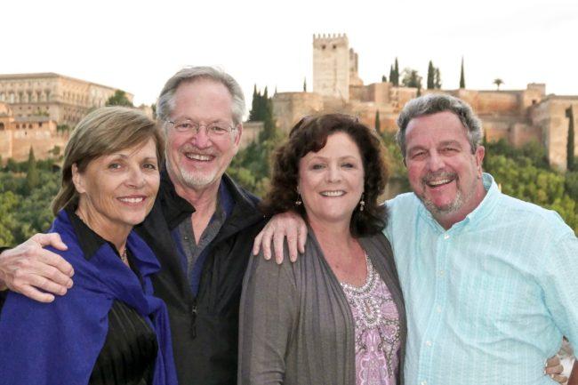 Tom, Tracy, Kim, and Mary