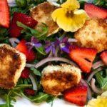Strawberry and Arugula Salad