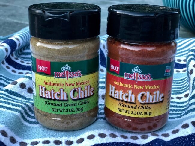 hatch chile butter ingredients