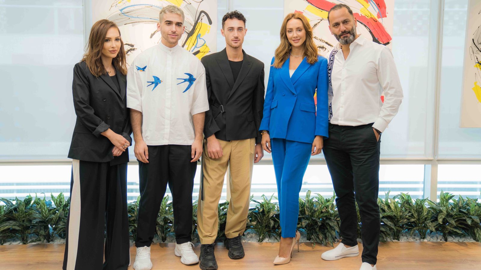 Arab Fashion Council and HuManagement signed a partnership agreement to co-organise the Arab Fashion Week and Fashion Icon Awards