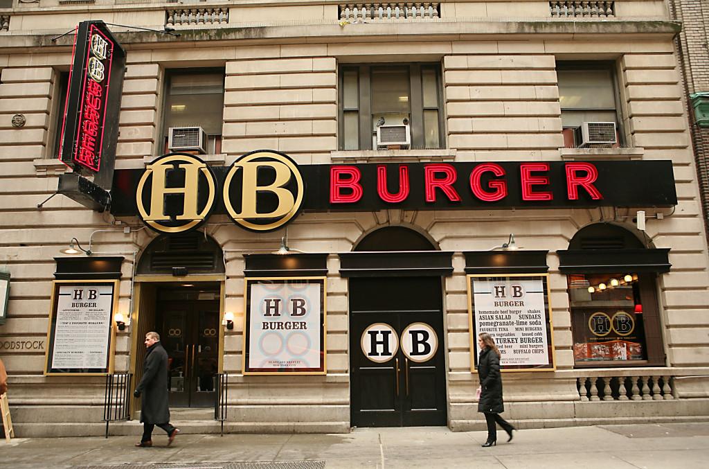 HB BUrger999