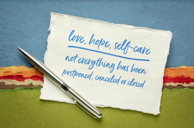 Self-care