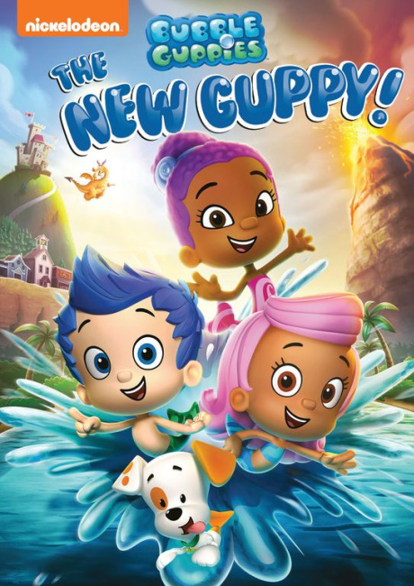 Bubble Guppies: The New Guppy!